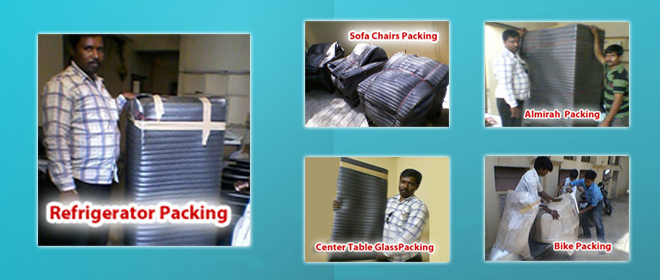 SV Packers & Movers Hyderabad